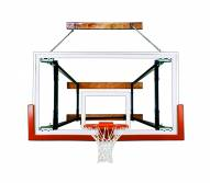 First Team FOLDAMOUNT 82 VICTORY Side-Folding Wall Mount Basketball Hoop