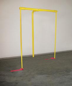 First Team Gridiron Basic Backyard Football Goal Post