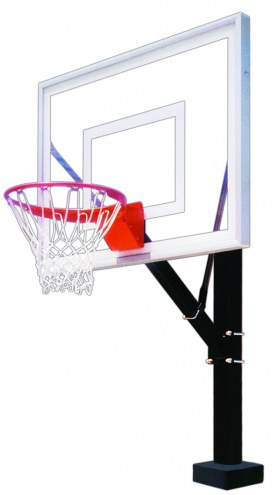 First Team HYDROSPORT II Pool Side Basketball Hoop