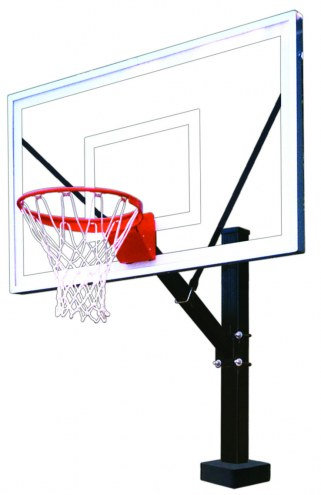 First Team HYDROSPORT SELECT Pool Side Basketball Hoop