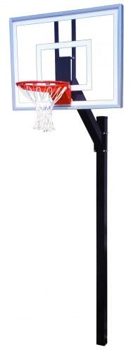 First Team Legacy III Fixed Height Basketball Hoop
