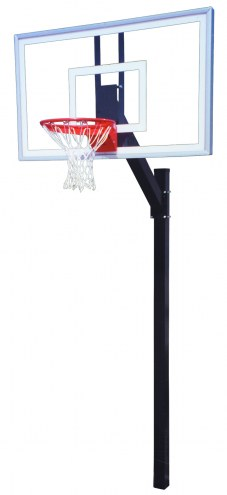 First Team LEGACY SELECT Fixed Height Basketball Hoop