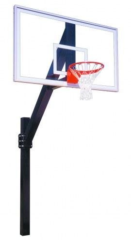 First Team LEGEND ARENA Fixed Height Basketball Hoop