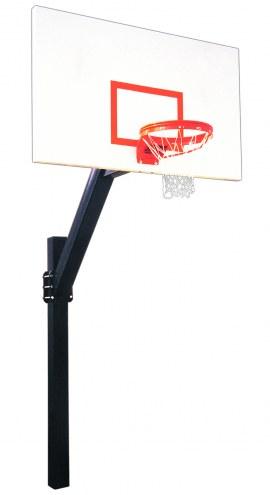 First Team LEGEND EXCEL Fixed Height Basketball Hoop