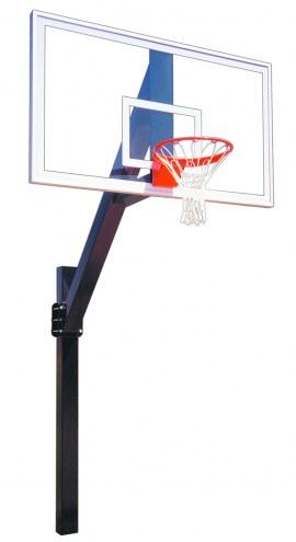 First Team LEGEND SUPREME Fixed Height Basketball Hoop