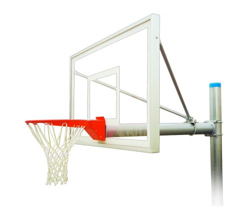 First Team RENEGADE SELECT Fixed Height Playground Basketball Hoop
