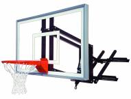 First Team ROOFMASTER NITRO Wall / Roof Mounted Adjustable Basketball Hoop