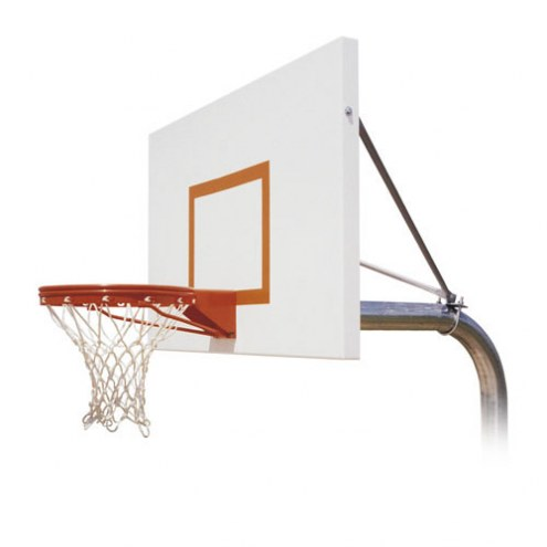 First Team RUFFNECK EXTREME Fixed Height Playground Basketball Hoop