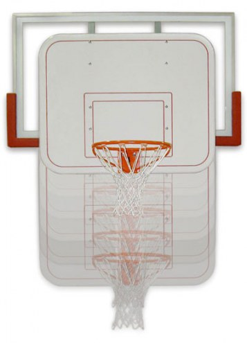 First Team Six-Shooter 6-in-1 Youth Basketball Hoop