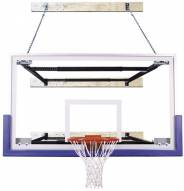 First Team SUPERMOUNT TRIUMPH Stationary Wall Mount Basketball Hoop