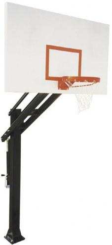 First Team TITAN EXCEL Adjustable Basketball Hoop