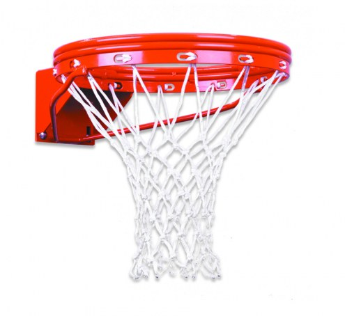 First Team Unbreakable Fixed Basketball Rim - 5 x 5 and 4 x 5 Mount