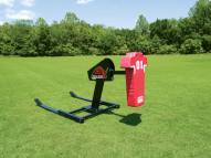 Fisher 1 Man Bull Rush Football Sled