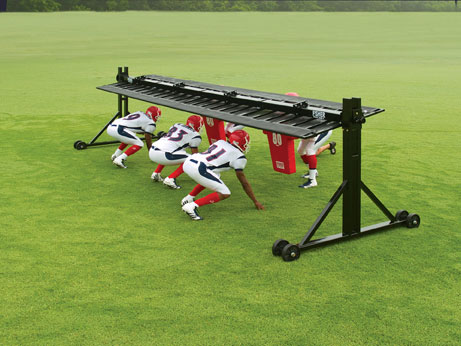 Fisher 10' Trap Football Chute