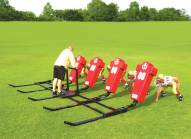 Fisher 3 Man Brute Football Sled