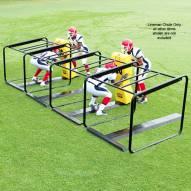 Fisher 4 Man Lineman Football Chute