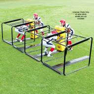 Fisher 4 Man Lineman Football Chute