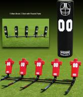 Fisher 5 Man Brute Youth Football Sled