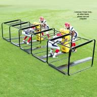 Fisher 5 Man Lineman Football Chute