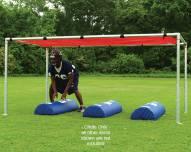 Fisher 5' x 10' Open Football Chute