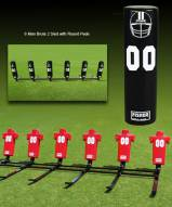 Fisher 6 Man Brute Youth Football Sled