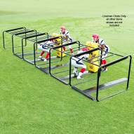Fisher 6 Man Lineman Football Chute
