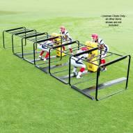 Fisher 6 Man Lineman Football Chute