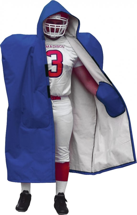 official photos bc4c2 4c815 Fisher Adult Sideline Cape