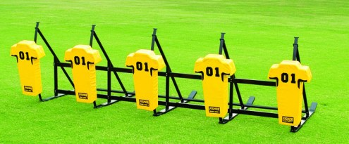 Fisher Athletic CL Series 3 Man Football Blocking Sled