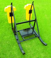 Fisher Athletic Football Blocking Sled Coach's Platform