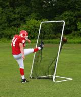 Fisher Athletic Punt2 Portable Kicking Cage Package