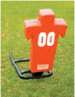 Fisher Athletic Youth Football Sled with Man Pad
