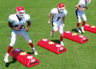 Fisher Direct Step Football Agility Dummy