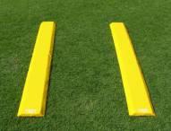 Fisher Folding Chute Board Football Training Aid