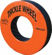 """Fisher Football 42"""" Pursue and Tackle Wheel"""