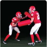 Fisher Football Club Arm Shield