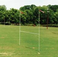 Fisher H-Style College Football Goal