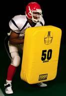 "Fisher HD150 30"" x 18"" x 4"" Curved Football Shield"