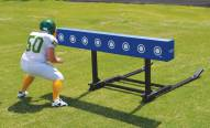 Fisher Shiver Football Sled on Runners