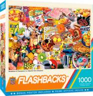 Flashbacks Breakfast of Champions 1000 Piece Puzzle