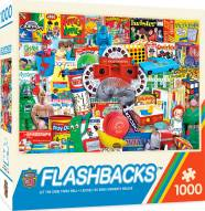 Flashbacks Let the Good Times Roll 1000 Piece Puzzle