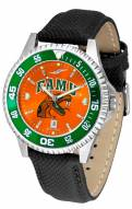Florida A&M Rattlers Competitor AnoChrome Men's Watch - Color Bezel