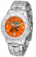 Florida A&M Rattlers Competitor Steel AnoChrome Men's Watch