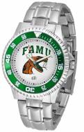 Florida A&M Rattlers Competitor Steel Men's Watch