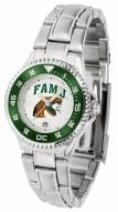 Florida A&M Rattlers Competitor Steel Women's Watch