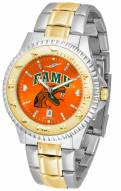 Florida A&M Rattlers Competitor Two-Tone AnoChrome Men's Watch