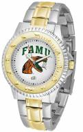 Florida A&M Rattlers Competitor Two-Tone Men's Watch