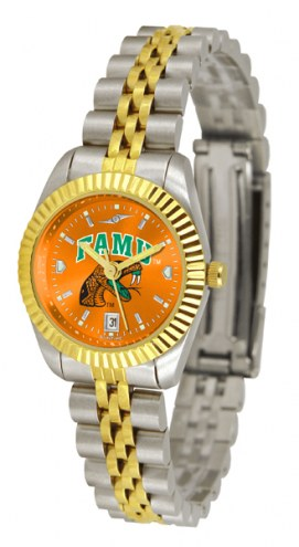 Florida A&M Rattlers Executive AnoChrome Women's Watch