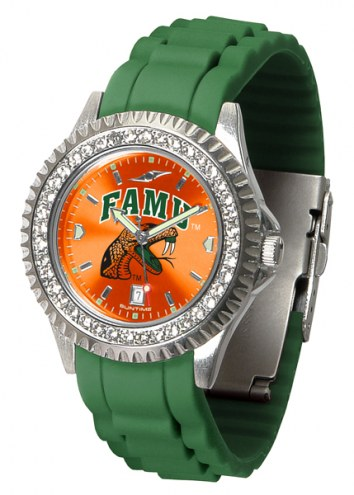 Florida A&M Rattlers Sparkle Women's Watch