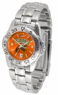 Florida A&M Rattlers Sport Steel AnoChrome Women's Watch